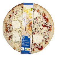 BONI pizza 4 fromages 415g
