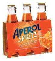 APEROL SPRITZ apéritif 9,0%vol 3x17,5cl