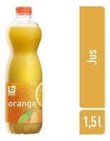 BONI S jus d'orange PET 1,5L