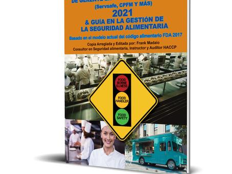 Guía de Estudio para la Gerencia de Seguridad Alimentaria en Español Servsafe Spanish Book