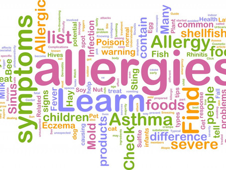 Allergic reaction Servsafe Westchester County