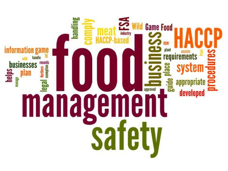 HACCP NYC Westchester Food Safety