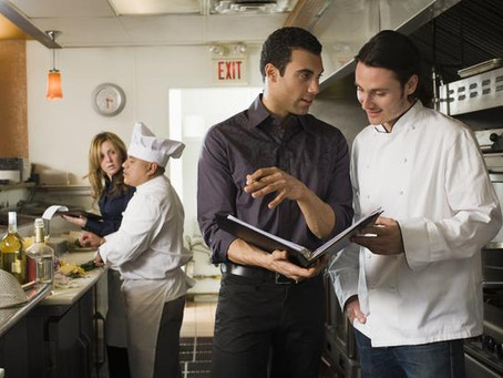 5 Steps to be a great Food Manager. Westchester Food Safety Consulting