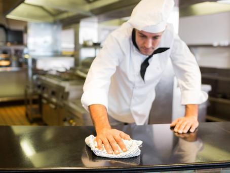 Cleaning in the Restaurant Servsafe Westchester