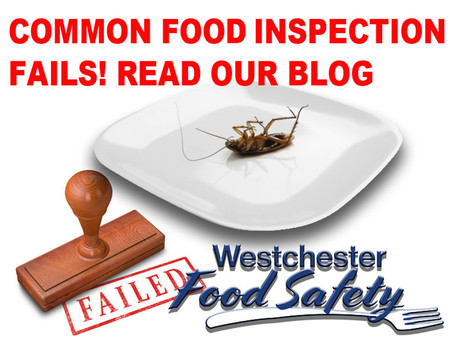 Food Violations in Westchester New York