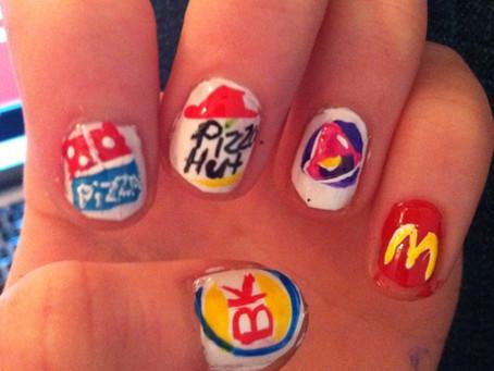 Fingernails food safety NY Westchester