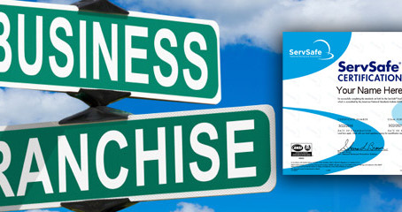 Franchises getting ServSafe certified. Westchester County NY