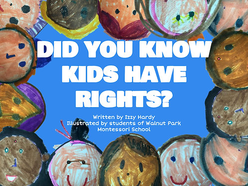 Did you know kids have rights?
