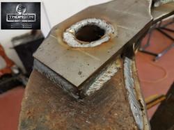 Digger Bucket Repair