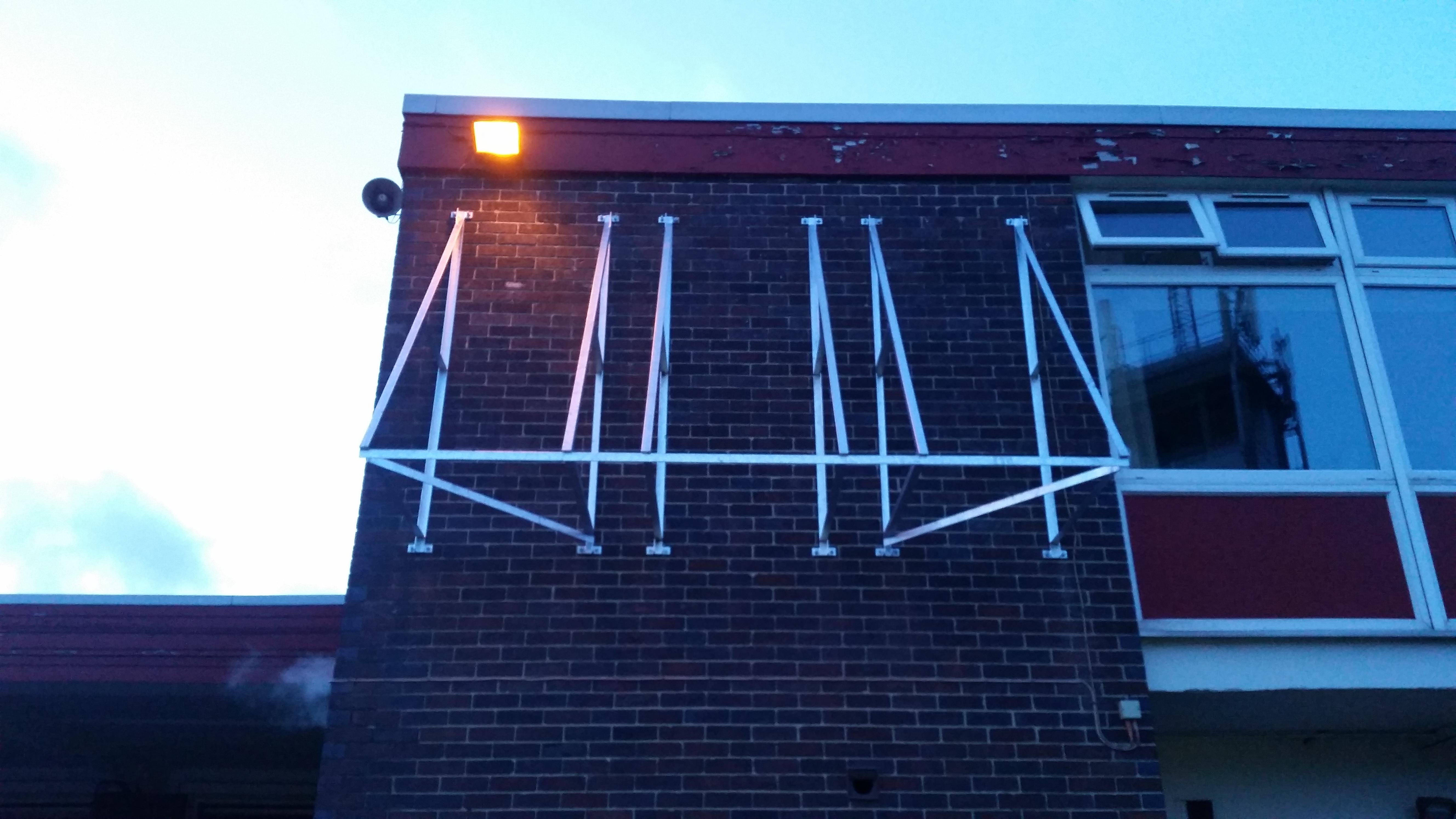 Solar Panel Frame