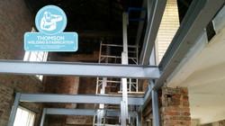 Steel beams Leeds