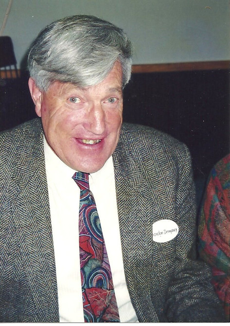 Gordon Dempsey founding member and first President