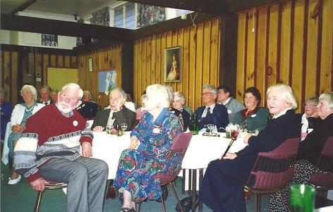 20th Anniversary dinner,1997
