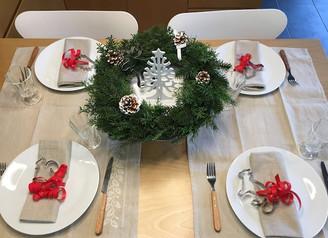 エクレアキッチンショールーム クリスマス