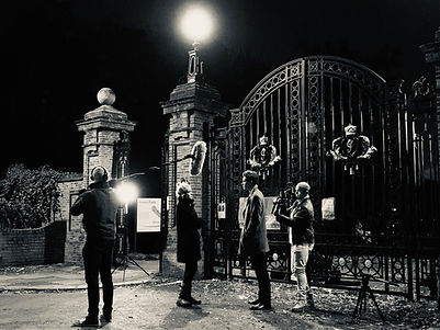Showreel Filming