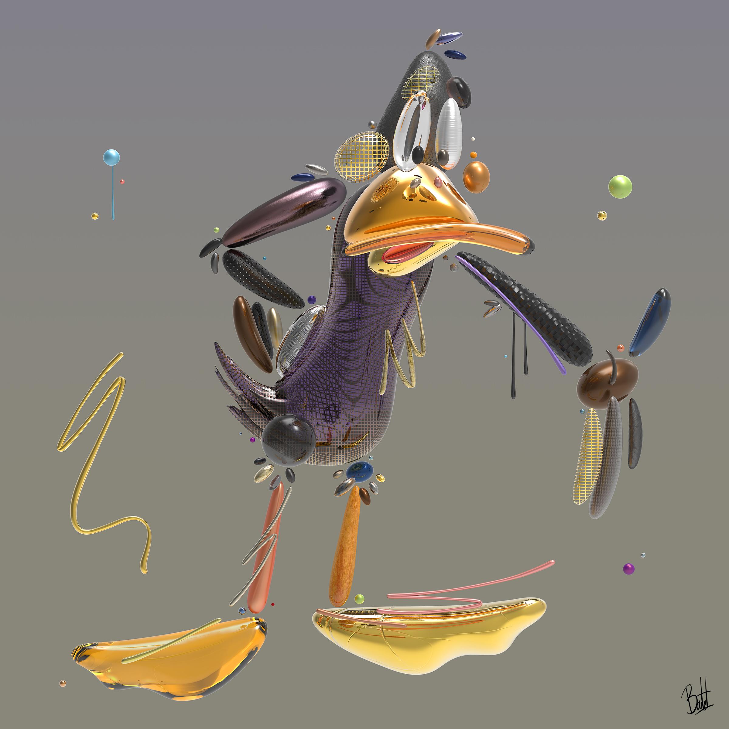 quack-que...quoique...