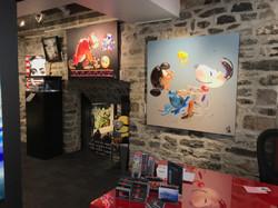 Galeries Beauchamp, Québec