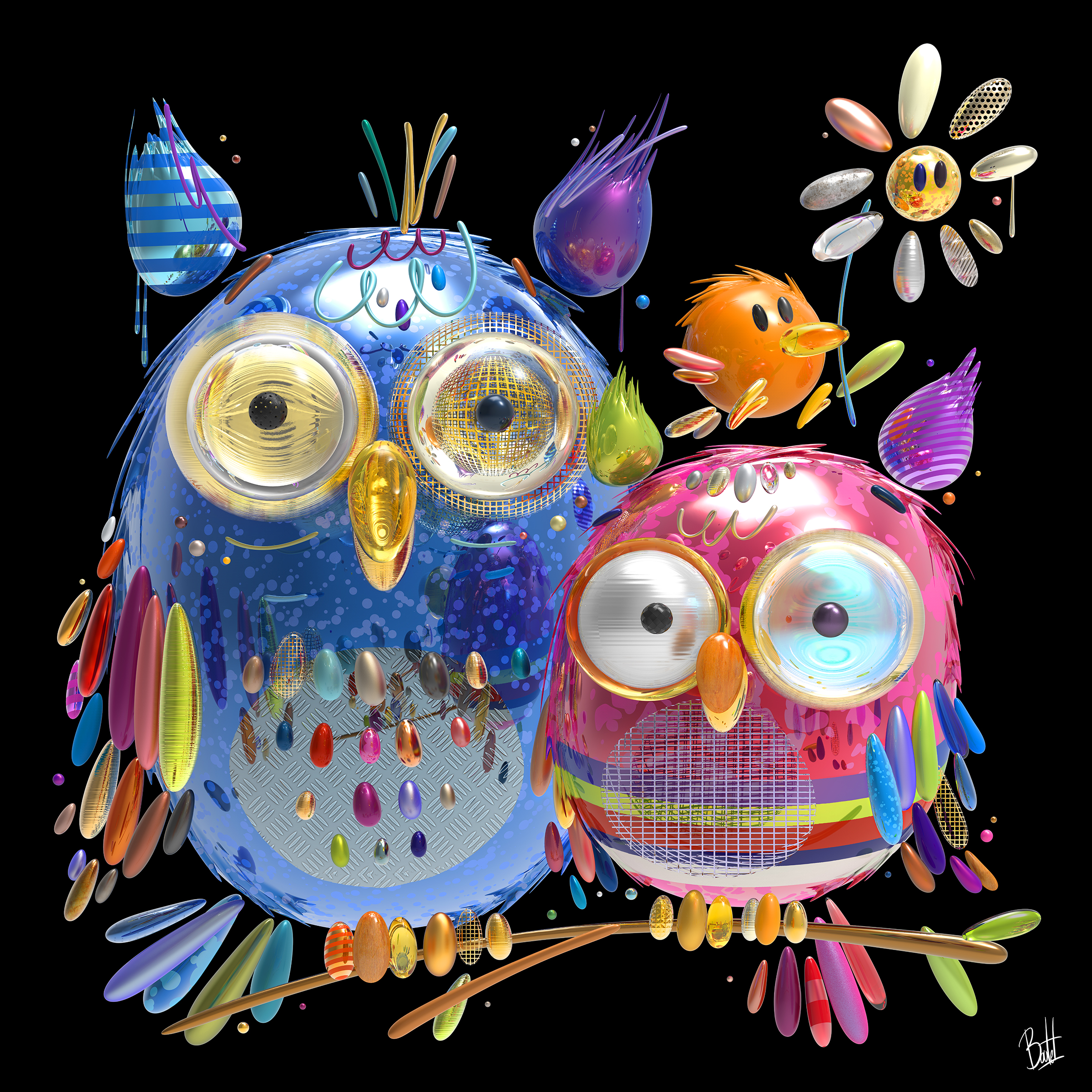 owl-i-want-is-u-48x48