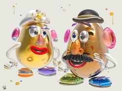 mr-mrs-potato-head-36x48