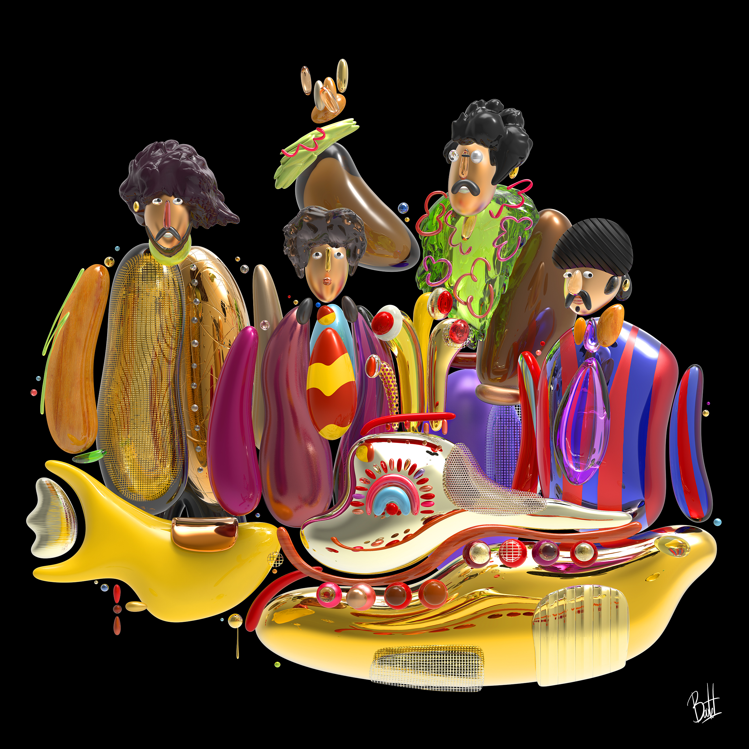 yellow-submarine-hommage-60x60