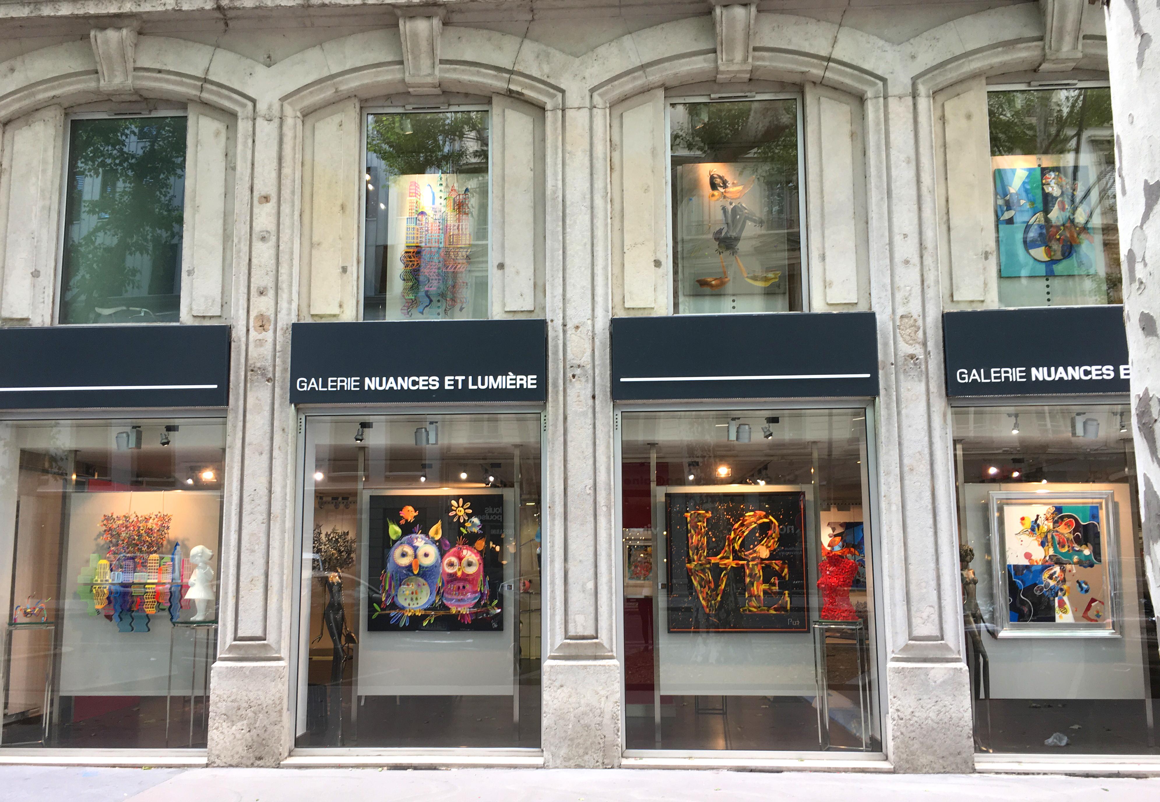 Nuances et Lumière, Lyon