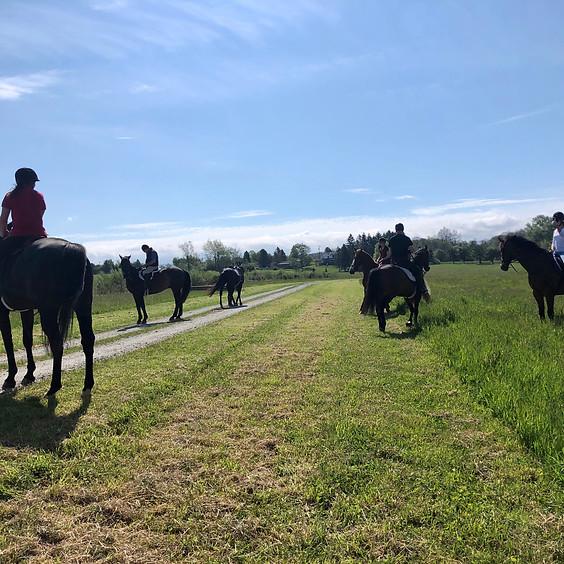 Trail Ride - Richard E. Raizman Memorial Polo Field