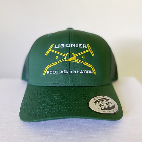 Green Youth / Young Adult LPA Hat