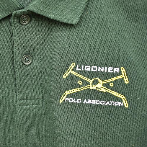 Youth Green LPA Polo Shirt