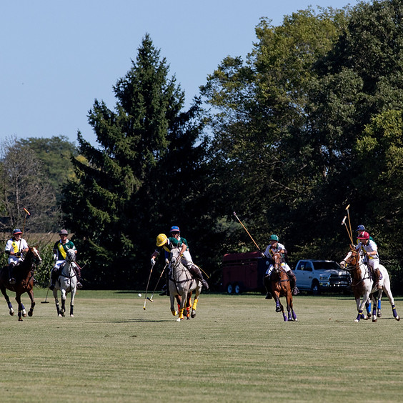 End of Season 2-Day Tailgate Polo Match