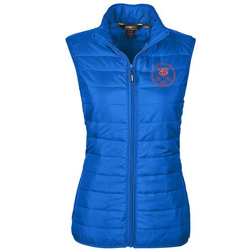 Ladies Insulated Puffer Vest