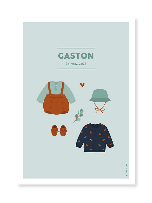 Petit Dressing Gaston