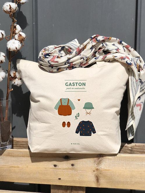 Sac Voyage Petit dressing GASTON