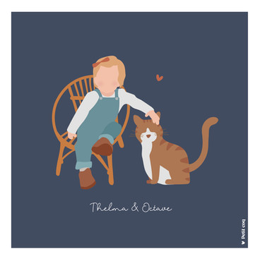 Thelma et Octave