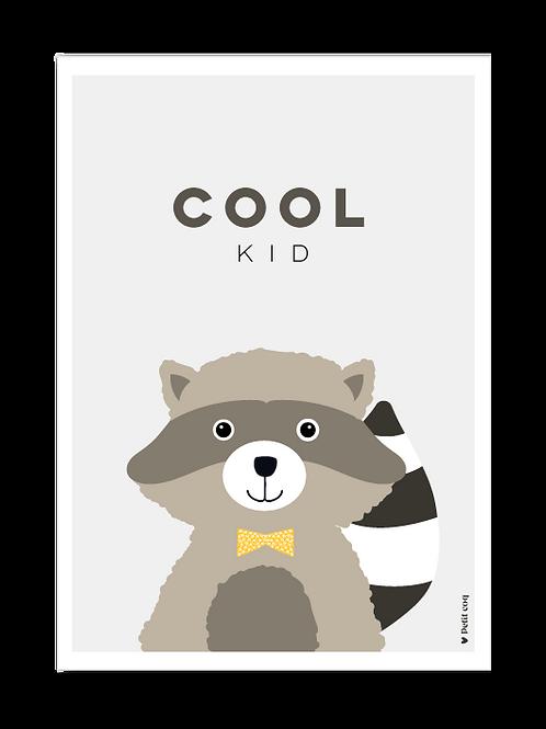 Affiche Cool kid