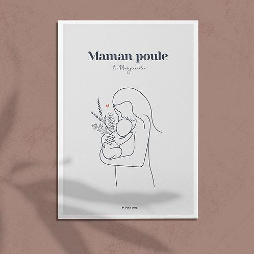 Maman et bébé ( au choix )