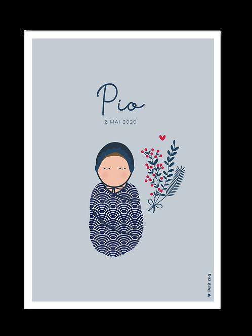 Affiche Jolis poupons - Pio