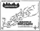 Arrowhead Community Map