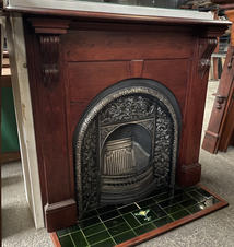 43. Victorian Mantle