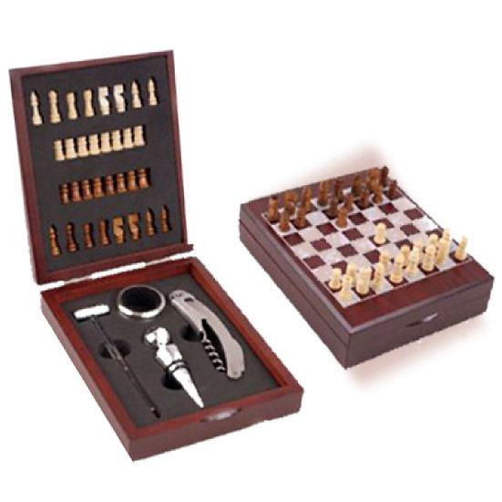 אריזת שחמט
