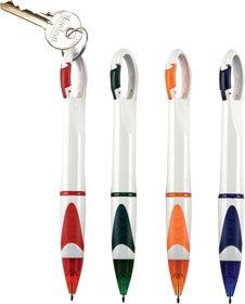 עט משולב במחזיק מפתחות