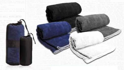מגבת מנדפת זיעה