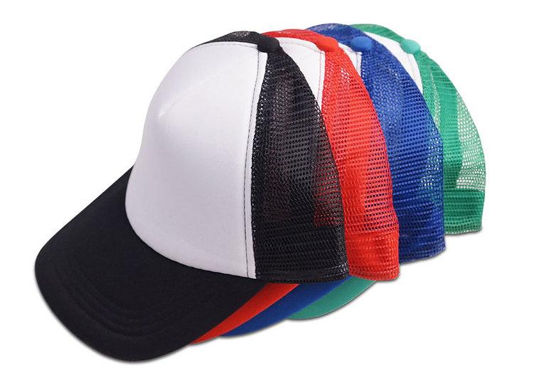 copy of כובע שמש מצחיה חצי רשת