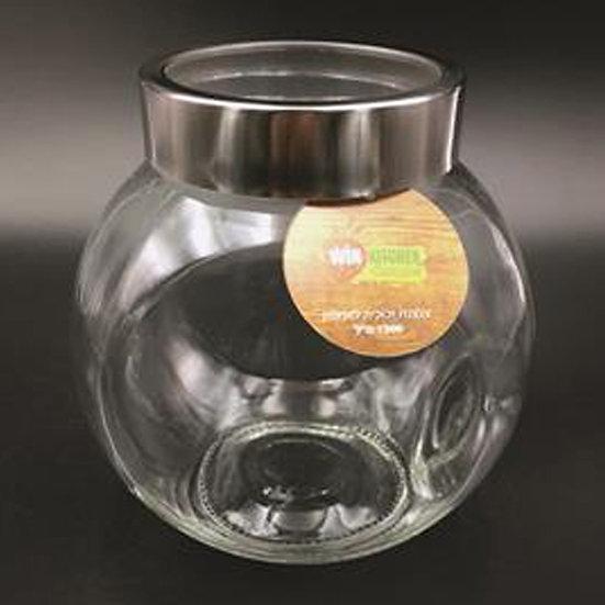 צנצנת זכוכית