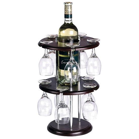 מעמד יין מעץ