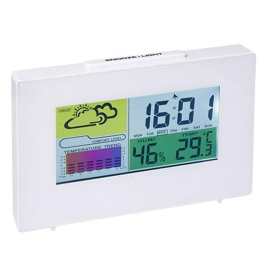 שעון אקלים שולחני