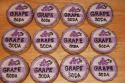 grape soda caps
