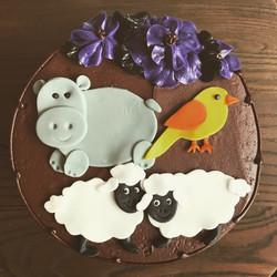 Hippo Birdie Two Ewe