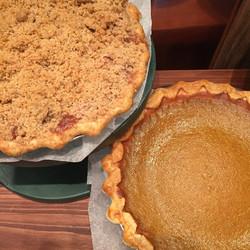 Autumn Pies