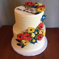 Wild Flower Wedding Shower