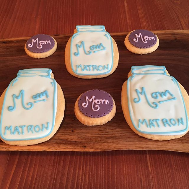 "Mother's Day ""Matron"" Jars"